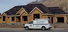Utah Custom Home Wiring